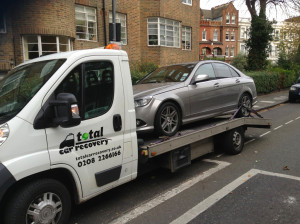 car towing recovery london