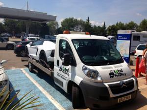 International car transportation